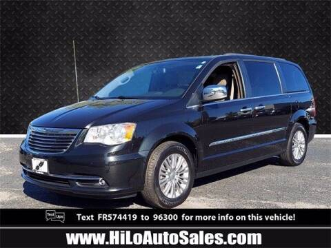 2015 Chrysler Town and Country for sale at BuyFromAndy.com at Hi Lo Auto Sales in Frederick MD