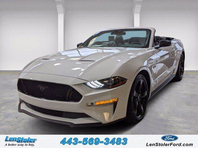 2021 Ford Mustang for sale in Owings Mills, MD