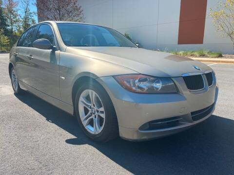 2008 BMW 3 Series for sale at ELAN AUTOMOTIVE GROUP in Buford GA