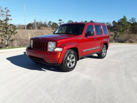2008 Jeep Liberty for sale at Car Shop of Mobile in Mobile AL