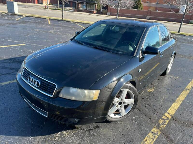 2005 Audi A4 for sale at Your Car Source in Kenosha WI