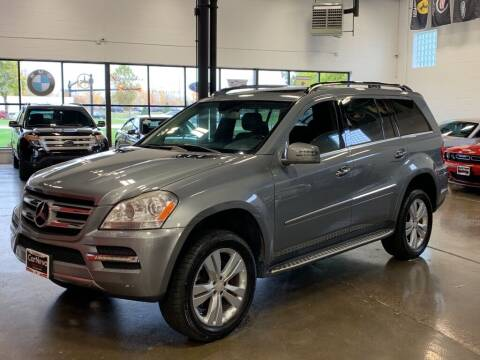 2012 Mercedes-Benz GL-Class for sale at CarNova in Sterling Heights MI