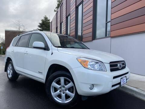 2007 Toyota RAV4 for sale at DAILY DEALS AUTO SALES in Seattle WA
