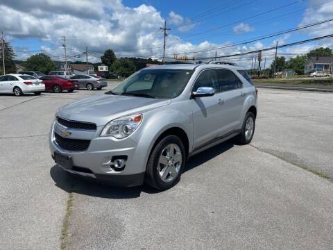 2015 Chevrolet Equinox for sale at Carl's Auto Incorporated in Blountville TN