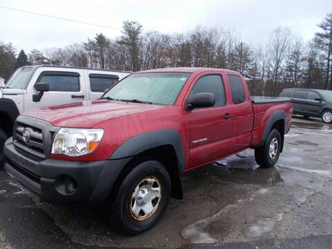 2005 Toyota Tacoma for sale at Manchester Motorsports in Goffstown NH
