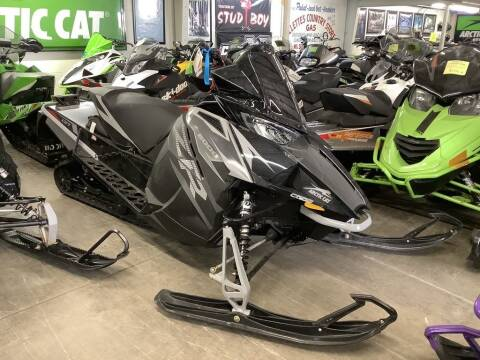 2019 Arctic Cat ZR 6000 Limited ES 137 for sale at Road Track and Trail in Big Bend WI