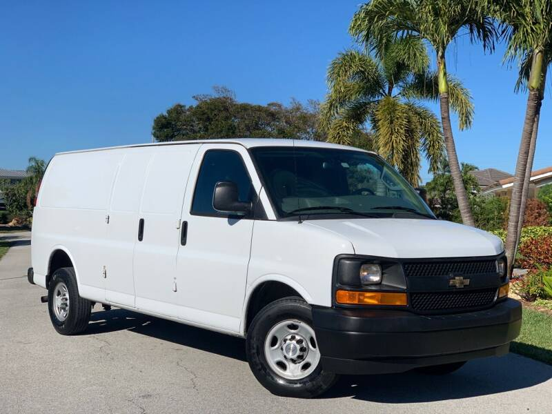 2017 Chevrolet Express Cargo for sale at Citywide Auto Group LLC in Pompano Beach FL