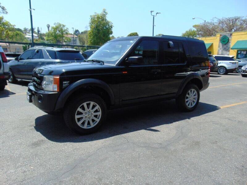 2008 Land Rover LR3 for sale in Santa Monica, CA
