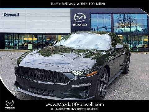 2020 Ford Mustang for sale at Mazda Of Roswell in Roswell GA
