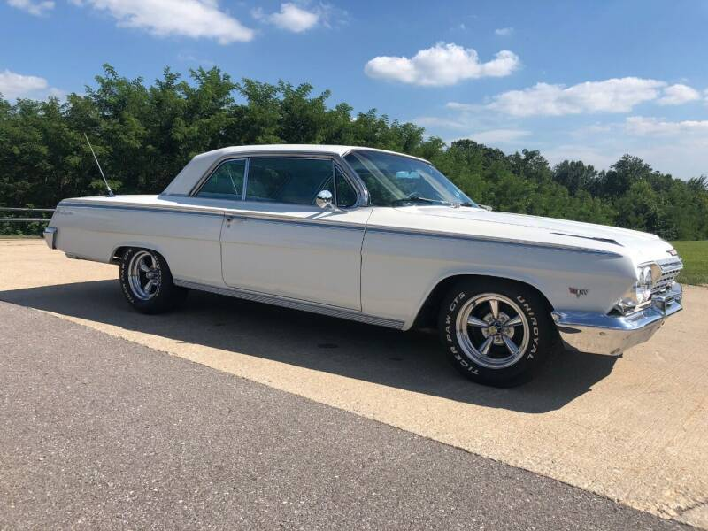1962 Chevrolet Impala for sale at Prenger's Classics in Macon MO