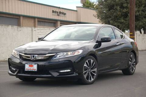 2016 Honda Accord for sale at AMC Auto Sales Inc in San Jose CA