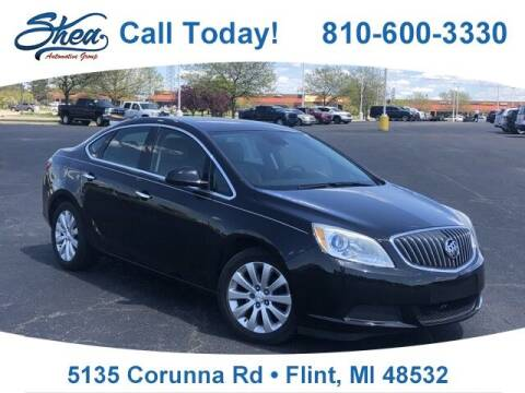 2014 Buick Verano for sale at Jamie Sells Cars 810 - Linden Location in Flint MI