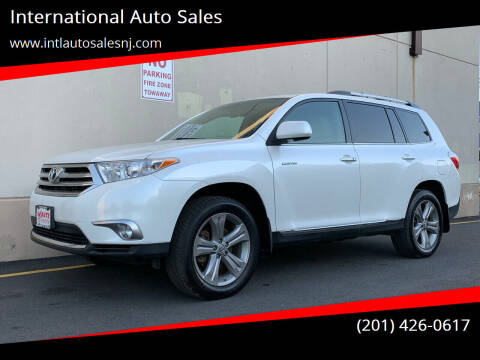 2012 Toyota Highlander for sale at International Auto Sales in Hasbrouck Heights NJ