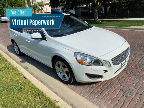 2013 Volvo S60 for sale at RIVER AUTO SALES CORP in Maywood IL
