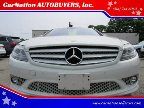 2008 Mercedes-Benz CL-Class for sale at CarNation AUTOBUYERS, Inc. in Rockville Centre NY