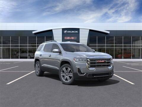 2021 GMC Acadia for sale at Bob Clapper Automotive, Inc in Janesville WI