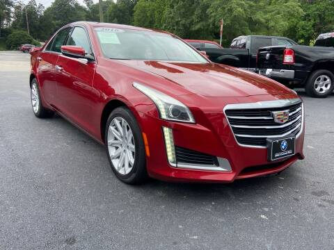 2016 Cadillac CTS for sale at Luxury Auto Innovations in Flowery Branch GA