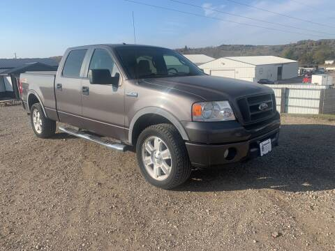 2007 Ford F-150 for sale at TRUCK & AUTO SALVAGE in Valley City ND