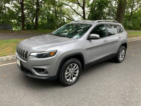 2019 Jeep Cherokee for sale at Crazy Cars Auto Sale in Jersey City NJ