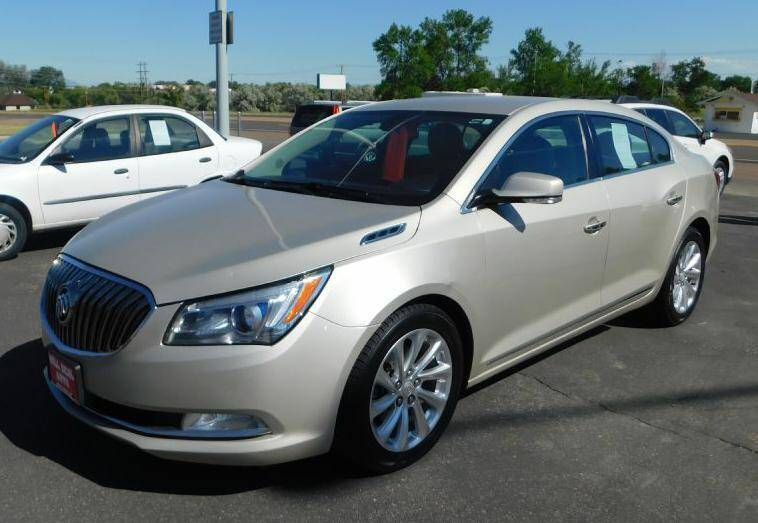 2014 Buick LaCrosse for sale at Will Deal Auto & Rv Sales in Great Falls MT