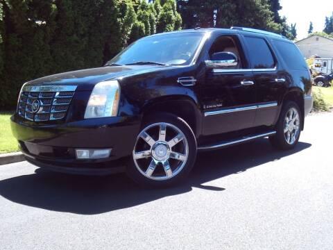 2007 Cadillac Escalade for sale at Redline Auto Sales in Vancouver WA