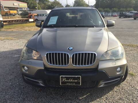 2009 BMW X5 for sale at Beckham's Used Cars in Milledgeville GA