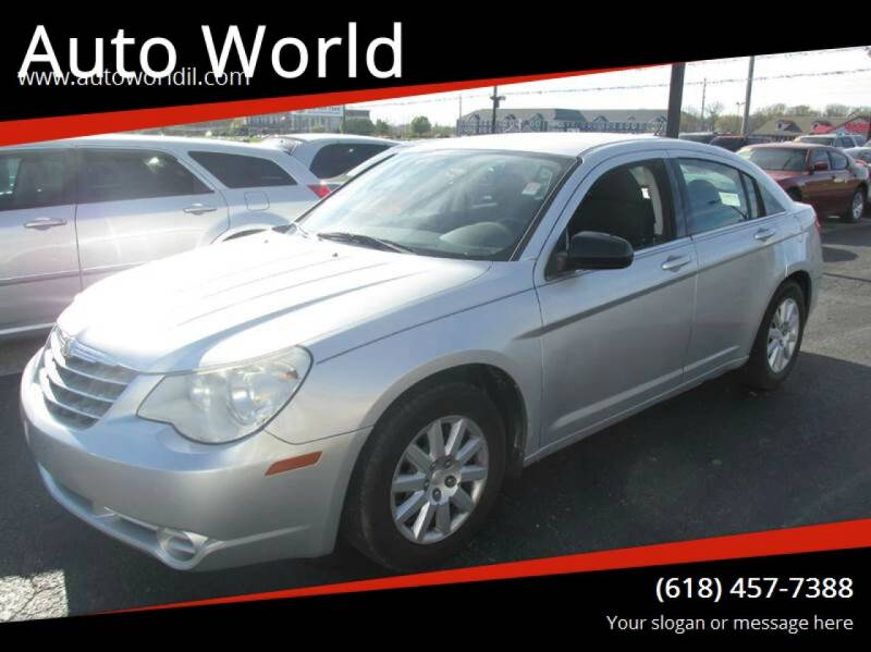 2009 Chrysler Sebring for sale at Auto World in Carbondale IL