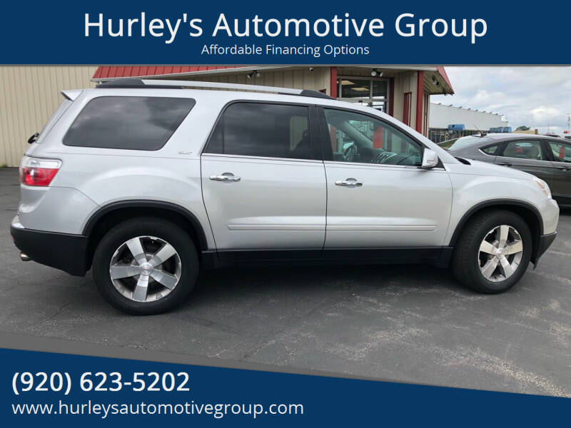 2011 GMC Acadia for sale at Hurley's Automotive Group in Columbus WI