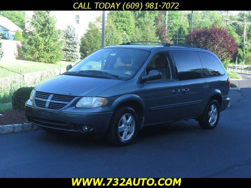 2007 Dodge Grand Caravan for sale at Absolute Auto Solutions in Hamilton NJ