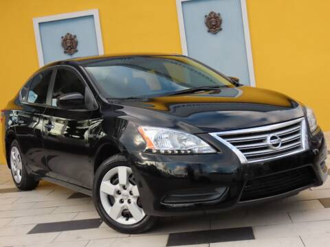 2013 Nissan Sentra for sale at Paradise Motor Sports LLC in Lexington KY