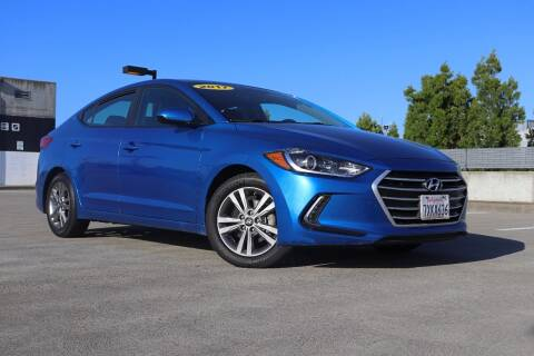 2017 Hyundai Elantra for sale at La Familia Auto Sales in San Jose CA