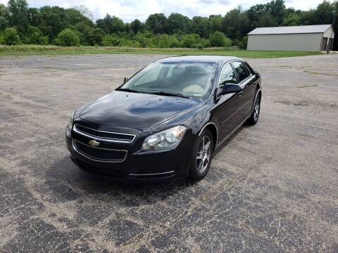 2009 Chevrolet Malibu for sale at Caruzin Motors in Flint MI