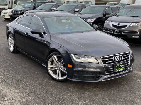 2012 Audi A7 for sale at Lux Motors in Tacoma WA
