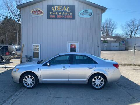 2011 Lincoln MKZ for sale at IDEAL TRUCK & AUTO LLC in Coopersville MI