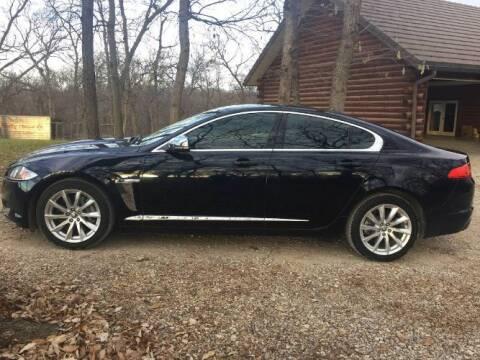 2012 Jaguar XF for sale at Classic Car Deals in Cadillac MI