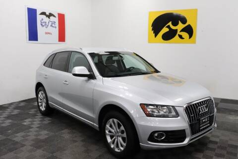 2014 Audi Q5 for sale at Carousel Auto Group in Iowa City IA