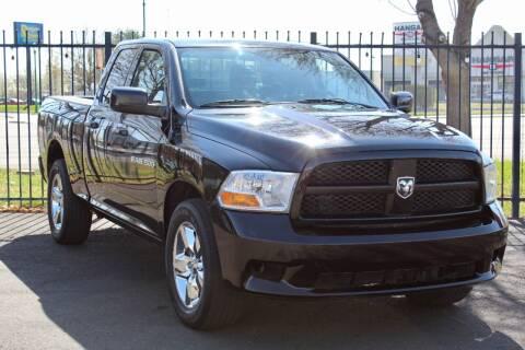 2012 RAM Ram Pickup 1500 for sale at Avanesyan Motors in Orem UT