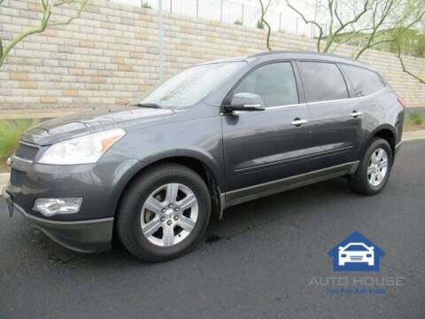 2012 Chevrolet Traverse for sale at AUTO HOUSE TEMPE in Tempe AZ