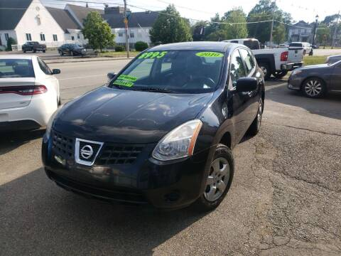 2010 Nissan Rogue for sale at TC Auto Repair and Sales Inc in Abington MA