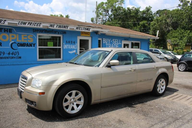 2006 Chrysler 300 for sale at The Peoples Car Company in Jacksonville FL