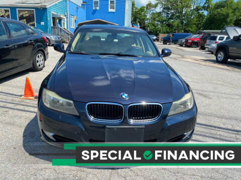 2009 BMW 3 Series for sale at Car Port Auto Sales, INC in Laurel MD
