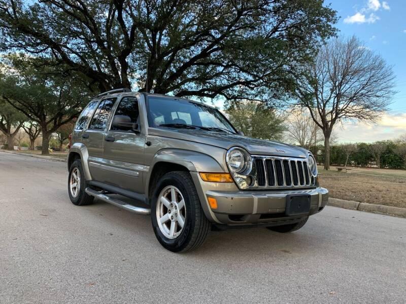 2006 Jeep Liberty for sale at 210 Auto Center in San Antonio TX