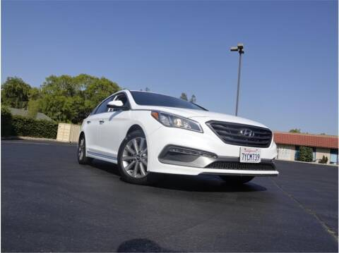 2017 Hyundai Sonata for sale at BAY AREA CAR SALES in San Jose CA