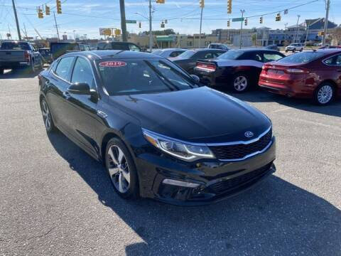 2019 Kia Optima for sale at Sell Your Car Today in Fayetteville NC