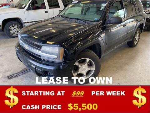 2008 Chevrolet TrailBlazer for sale at Auto Mart USA in Kansas City MO