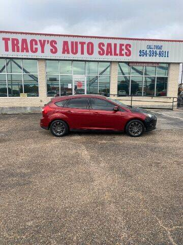 2014 Ford Focus for sale at Tracy's Auto Sales in Waco TX