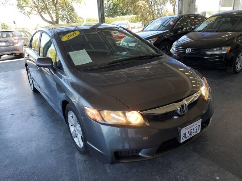 2009 Honda Civic for sale at Sac River Auto in Davis CA