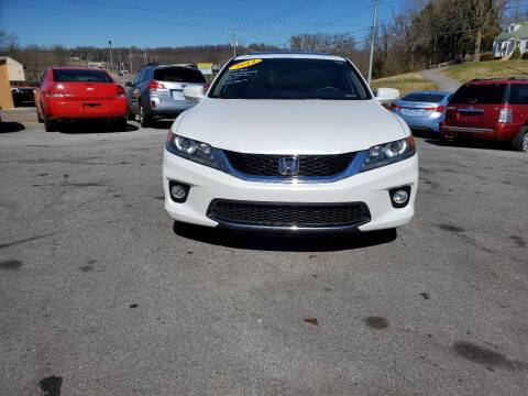2014 Honda Accord for sale at DISCOUNT AUTO SALES in Johnson City TN