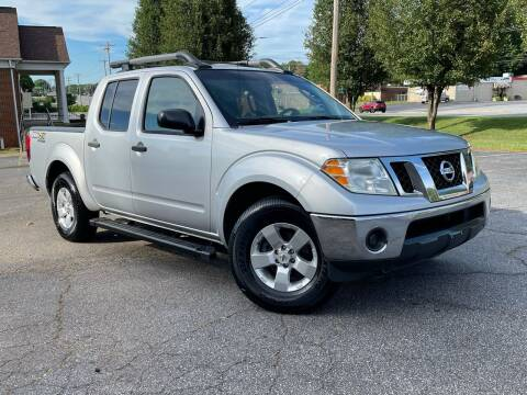2009 Nissan Frontier for sale at Mike's Wholesale Cars in Newton NC