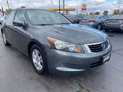2008 Honda Accord for sale at Dixie Automart LLC in Hamilton OH